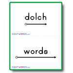 Sight Words Flash Cards | Sight Words: Teach Your Child to Read