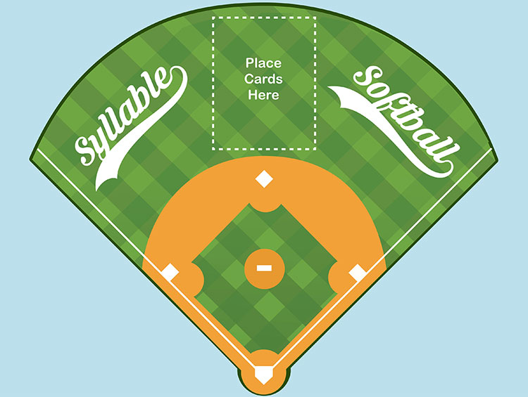 syllable softball field